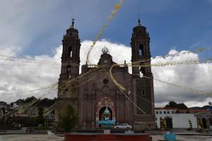 Mexiko city Malý dobrodruh
