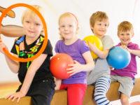 Zábavné příměstské kempy čekají na děti v tělocvičně Monkey's Gym. Foto: www.monkeysgym.cz