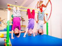 Prostředí, ve kterém se děti pohybují, velmi ovlivňuje i jejich psychiku. Foto: www.monkeysgym.cz