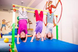 Monkeys Gym děti