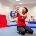 Cvičení v Monkey´s Gym