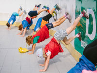Sportovní příměstské kempy Monkey´s Gym. Foto: www.monkeysgym.cz