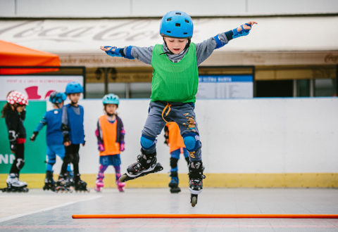 K prevenci úrazů pak přispívá, pokud jsou děti zvyklé sportovat. Foto: www.monkeysgym.cz