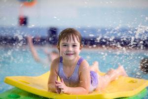 Jak naučit děti plavat