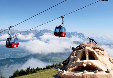 Dovolená v Rakousku u doktora z hor