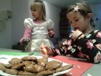 Bez pečení perníčků si snad Vánoce ani neumíme představit. Foto: Zuzana Rybářová