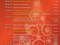 Praha: Písecká brána se proměnila ve vánoční dílny