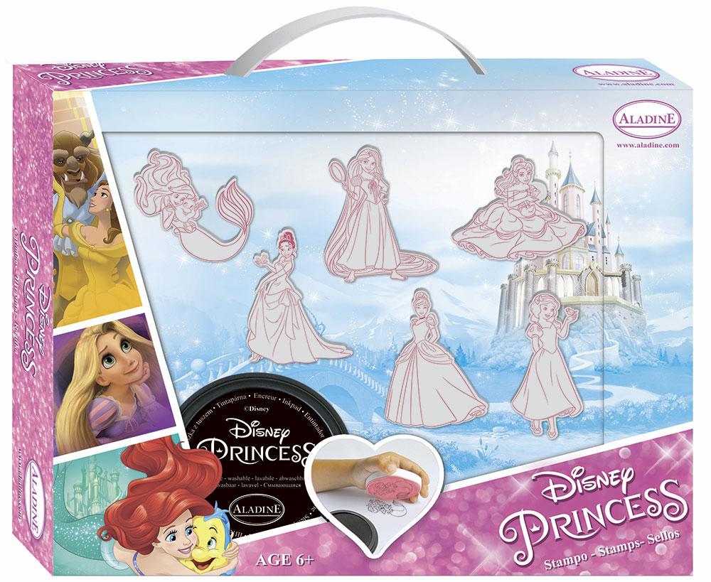 Pohádková razítka Disney princezny
