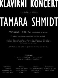 Klavíristka Tamara Shmidt, Malý dobrodruh