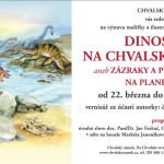 Chvalský zámek, dinosauři, Malý dobrodruh