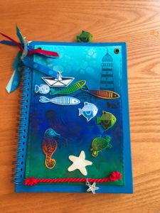 Prázdninový deník 2 Aladine