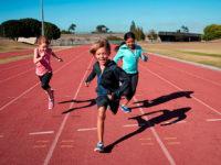 Sportovní oblečení podporuje u dětí chuť se hýbat. Foto: www.reima.com