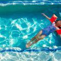 Děti ve vodě