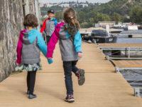 Aktivní životní styl je nejen klíčem k pevnějšímu zdraví, ale i k lepším kognitivním (poznávacím) schopnostem dětí. Foto: www.reima.com