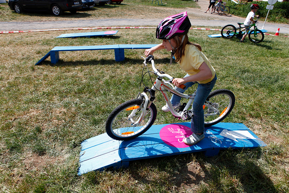 Skibi kolo pro děti