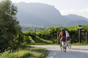 Jižní Tyrolsko, cyklistika, Malý dobrodruh