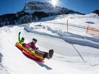 Zillertal Arena – nekonečné zimní radovánky