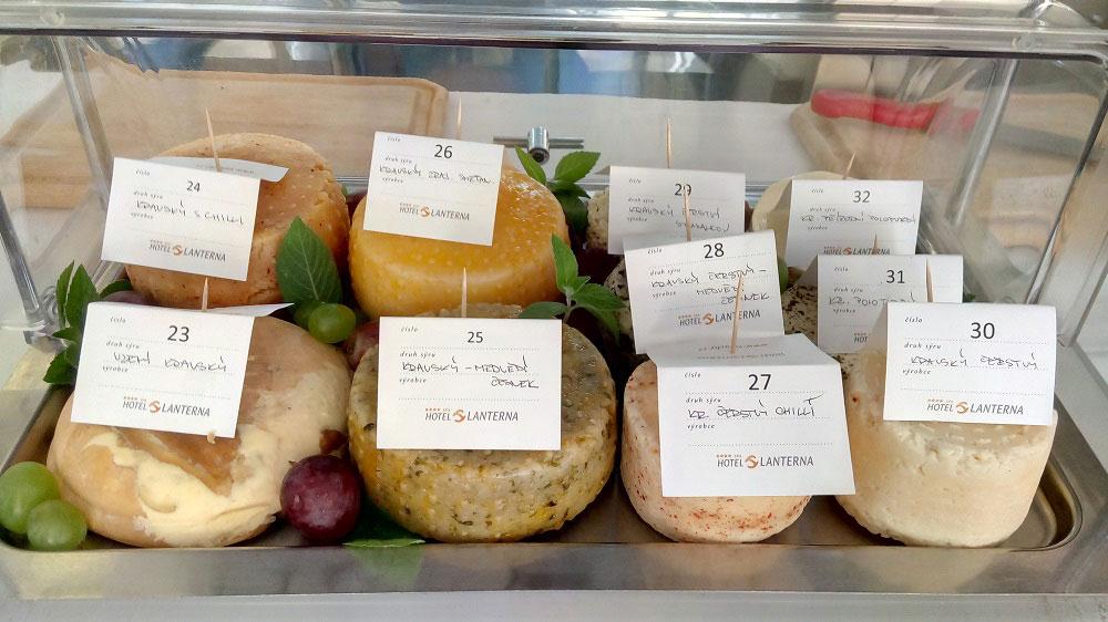 Soutěž o nejlepší sýr