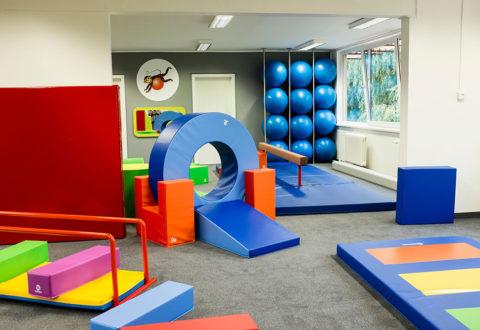Monkey´s Gym jsou tělocvičny šité na míru dětem. Foto: www.pixpo.cz
