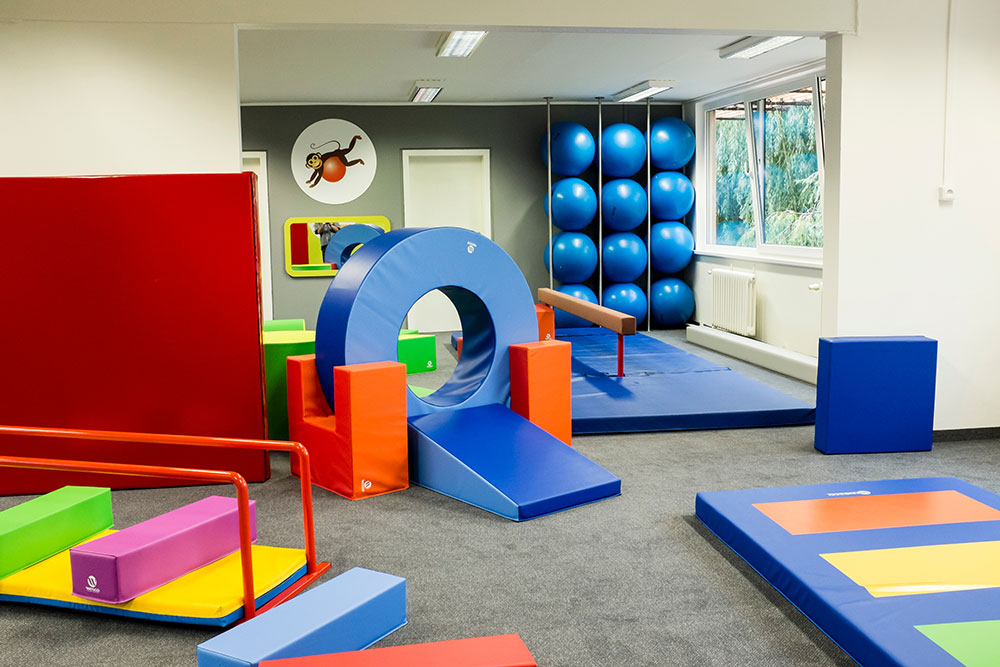 Tělocvičny Monkey´s Gym