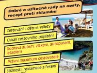 Kniha Turistické maximum vám poradí, kam a jak se vydat v létě s dětmi. Foto: Nakladatelství Agrofin