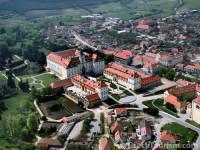 Letecký pohled na Valtice. Foto: CzechTourism