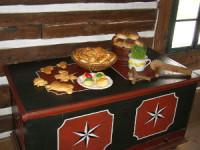 Chcete mít tradiční velikonoční výzdobu doma? Vyrobte si ji na Vysočině! Foto: www.vesely-kopec.eu