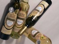 Vína z Vinařství Krist. Ilustrační foto: www.vinarstvikrist.cz