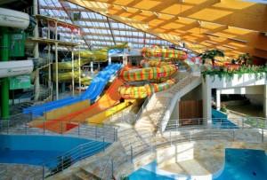 aquapark, Malý dobrodruh