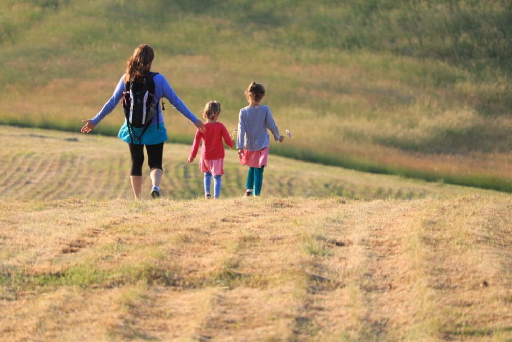 Výlet s dětmi, Malý dobrodruh