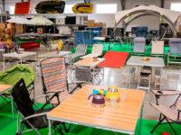 Výstava stanů a vybavení do přírody se letos koná už po jednadvacáté, a to v termínu od 1. 6. do 19. 8. 2018, v areálu PVA EXPO Praha Letňany. Foto: www.pixpo.cz