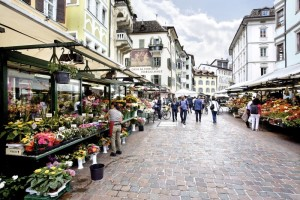 Trhy v Bolzanu, Malý dobrodruh