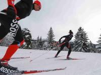 Při výběru běžeckých lyží je lepší se poradit s odborníky. Foto: www.skiservis.cz