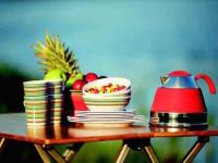 Užijte si přírodu i dobré jídlo. Foto: Outwell
