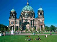 Berlínská katedrála. Foto: @ Deutsche Zentrale für Tourismus. Kiedrowski Rainer