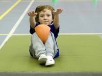 Pohybem nastartujte den svých dětí do pohody. Foto: Jaroslav Appelt