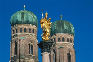 Frauenkirche, Malý dobrodruh