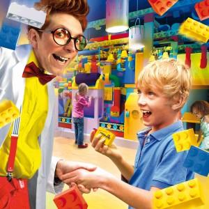 Legoland Berlín, Malý dobrodruh