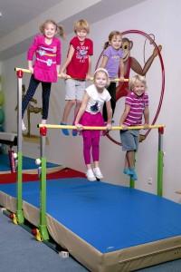 Monkey's Gym děti, Malý dobrodruh