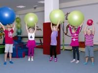 Tělocvična je určena jen dětem a vybavení bylo vyrobeno speciálně pro ně. Foto: www.monkeysgym.cz