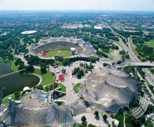 olympijský stadion, Malý dobrodruh