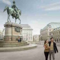 Vídeň, Malý dobrodruh