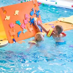 Dětské plavání, Malý dobrodruh