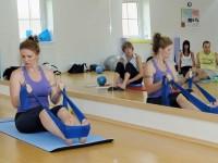 Fitness není jenom sport, ale i zábava. Foto: www.fisaf.cz