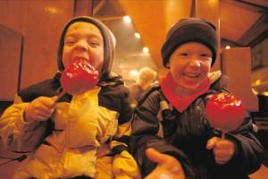 vánoční trhy, Malý dobrodruh