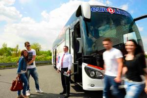 autobus Eurolines, Malý dobrodruh