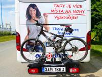 Velkým trendem je poznávání evropských měst v sedle bicyklu. Foto: www.eurolines.cz