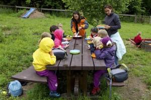 Lesní školka Řevnice Malý dobrodruh
