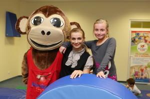 Monkey gym, Malý dobrodruh