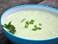 Okurkovou polévku si můžete dát v Nebespán café & apartments v Kašperských Horách. Foto: www.nebespan.cz